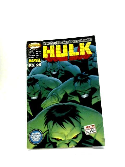 Hulk 12 By Unknown