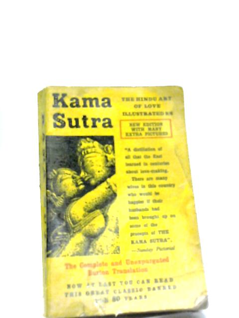The Kama Sutra of Vatsyayana by Unknown