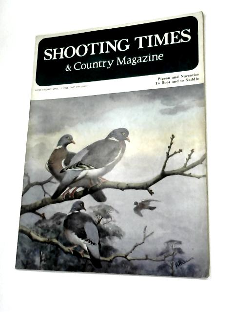 Shooting Times & Country Magazine April 13 1968 by Shooting Times