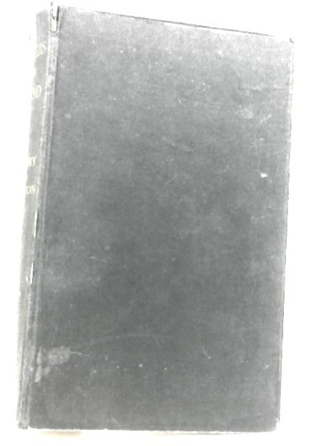 Disorders of the Blood by Whitby, L E Britton, C J