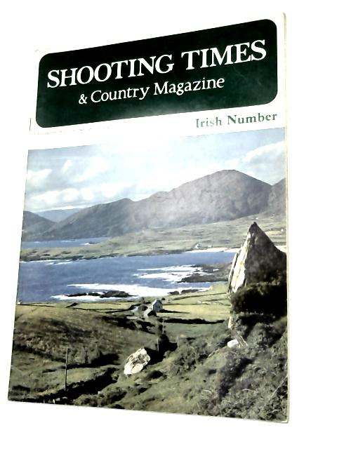 Shooting Times & Country magazine March 30 1968 By Anon