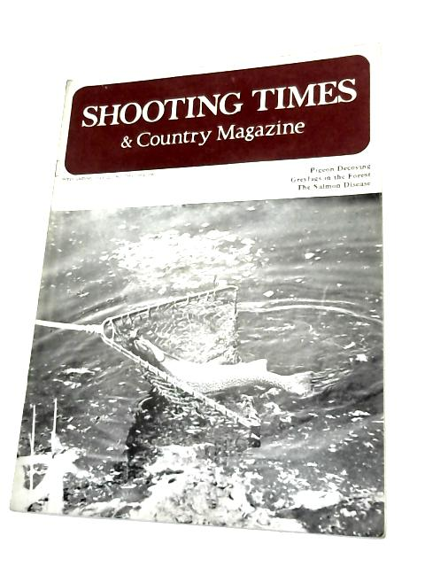Shooting Times & Country Magazine July 22 1968 by Anon