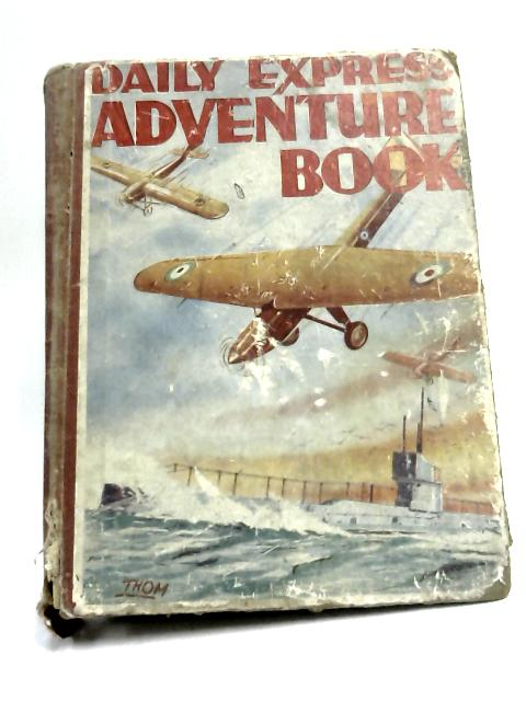 Daily Express Adventure Book by Author