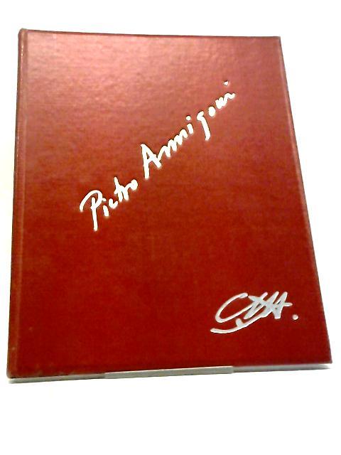 Annigoni: Spanish Sketchbook by Annigoni & Alex Sterling.