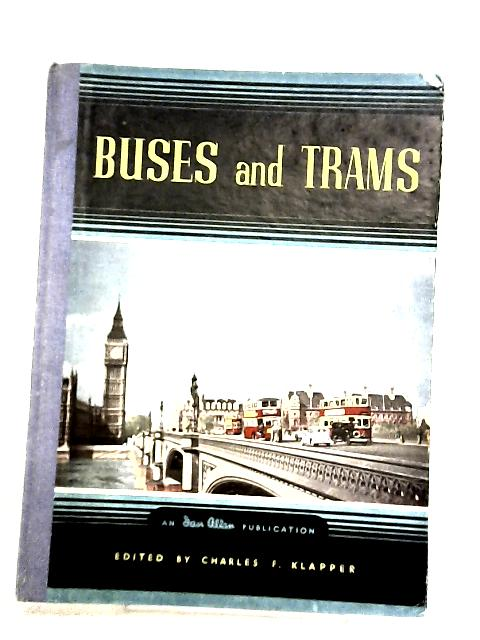 Buses and Trams by Anon
