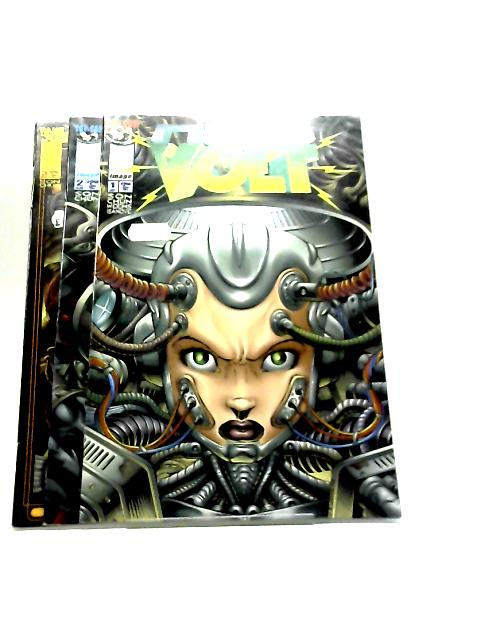 Nine Volt, July - September 1997 By Cliff Son & Anthony Chun