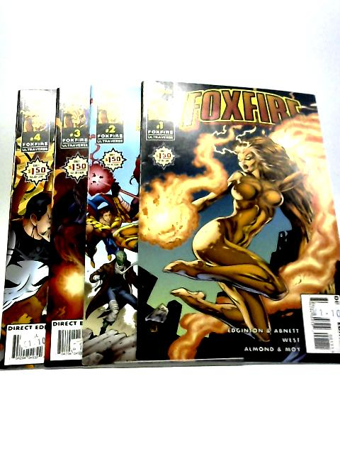 Foxfire, Vol. 1, #1 February - #4 May 1996 By Ian Edgington & Dan Abnett