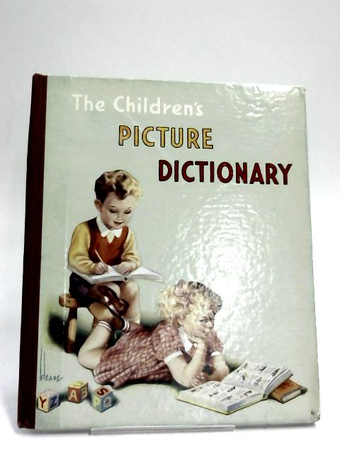 The Children's Picture Dictionary by Unknown