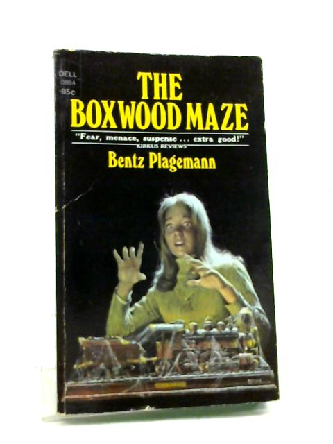 The Boxwood Maze By Plagemann, Bentz