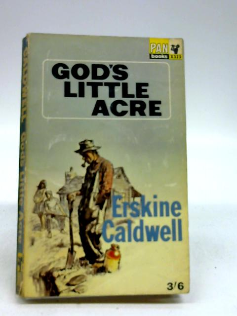 God's Little acre by Caldwell, Erskine