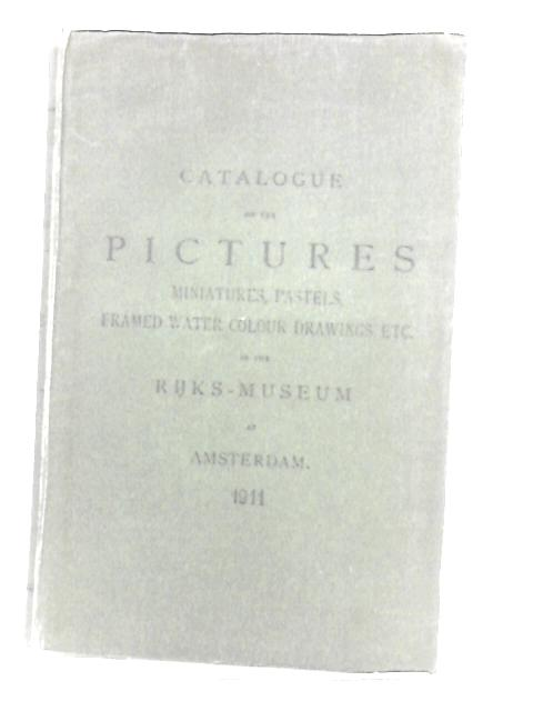 Catalogue of the pictures by The Home Office