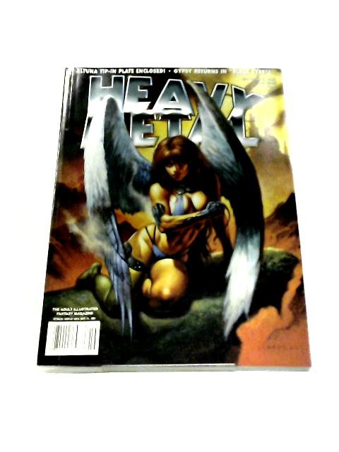 Heavy Metal Illustrated Fantasy Magazine, September 2001 by Heavy Metal Magazine