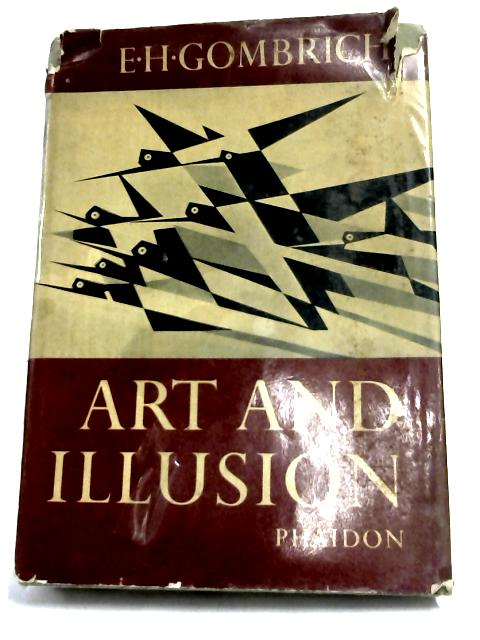 Art and Illusion by Ernst Gombrich,
