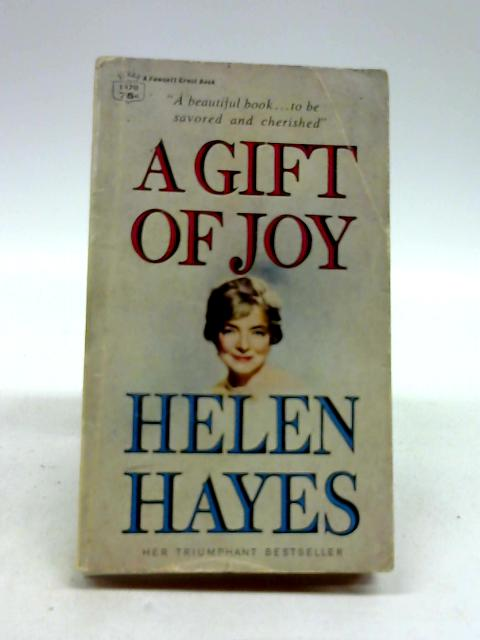 A Gift of Joy by Hayes, Helen