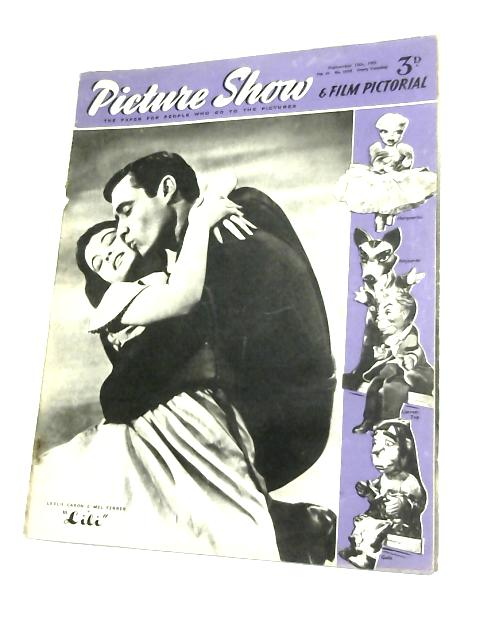 Picture Show Film Magazine September 1953 by Anon