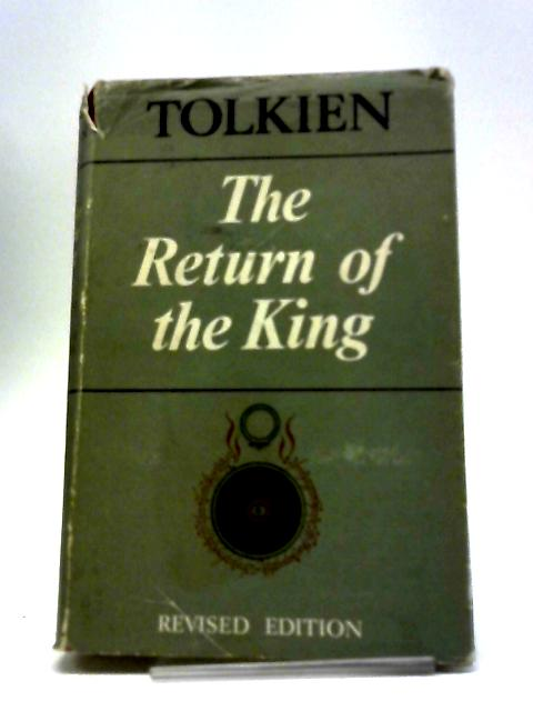 Lord of the Rings Part 3: The Return of the King by Tolkien, J. R. R.