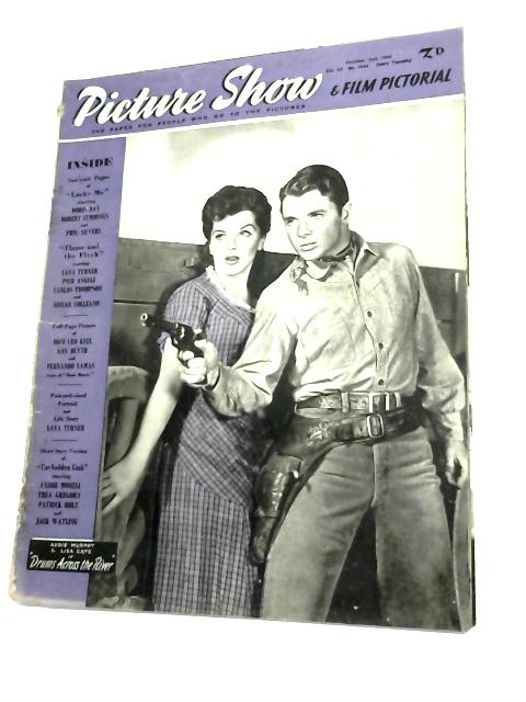 Picture Show Film Magazine October 1954 by Anon
