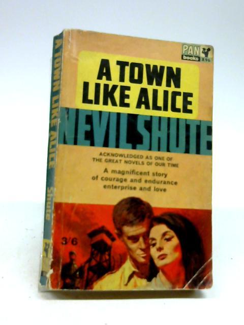 Town Like Alice, A by Shute, Nevil