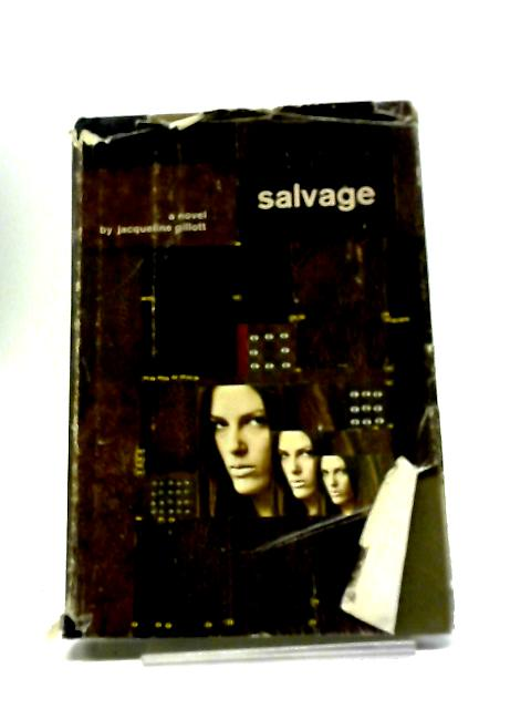 Salvage by Jacky Gillott