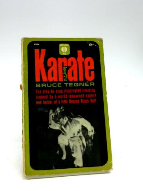 Karate by Tegner Bruce