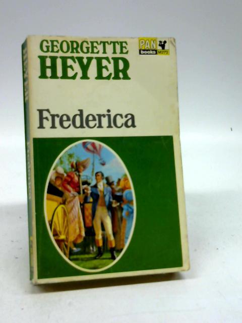 Frederica by Heyer, Georgette