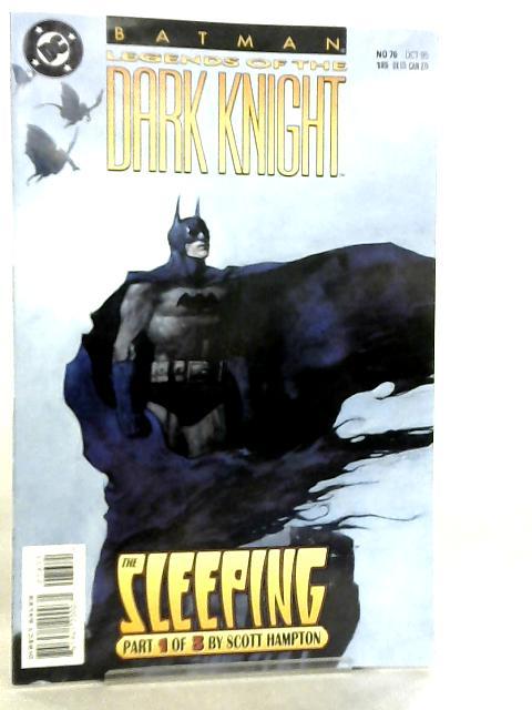 Batman, Legends of the Dark Knight #76 October 1995 by Scott Hampton et al
