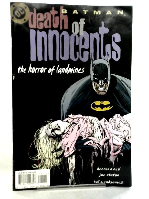 Batman, Death of Innocents, No. 1 by Dennis O'Neil