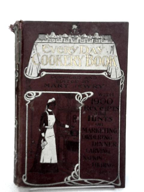 Warnes Every-Day Cookery Book by Jewry, Mary (Compiled and Edited by)