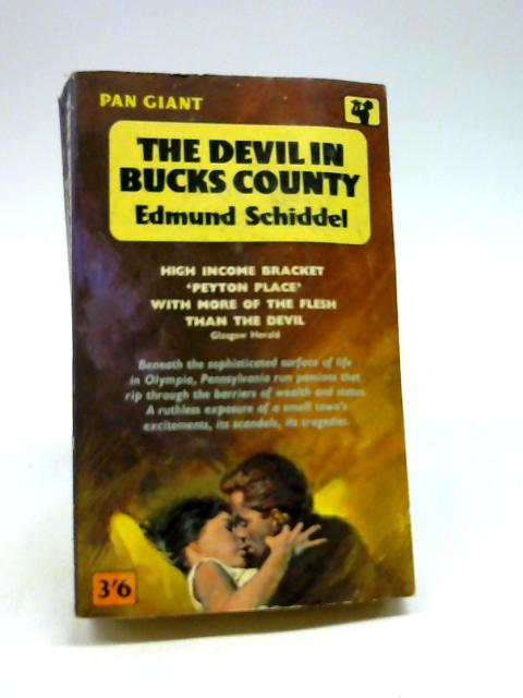 The Devil in Bucks County by Schiddel, Edmund