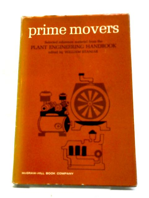 Prime Movers by W Staniar