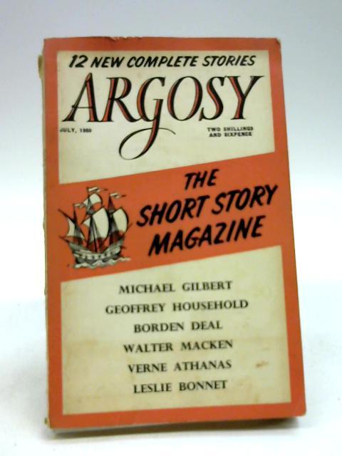 Argosy : July 1960 Vol. XXI No.7 by Author
