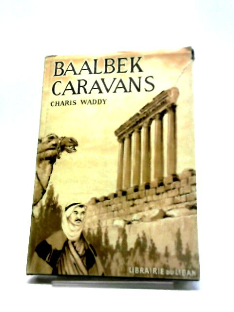 Baalbek caravans by Charis Waddy