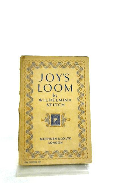 Joy's Loom by Wilhelmina Stitch