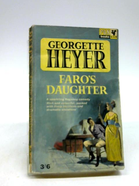 Faro's Daughter (Pan Books) by Heyer, Georgette