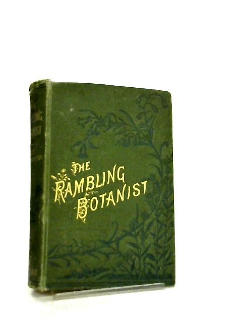 Field Flowers, A Handy Book for the Rambling Botanist by Shirley Hibberd