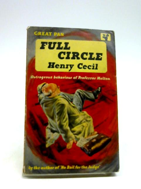 Full Circle by Cecil, Henry