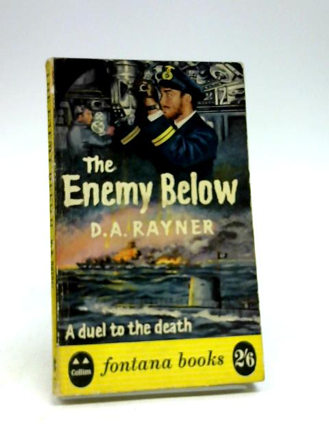 The enemy below by Rayner, D. A