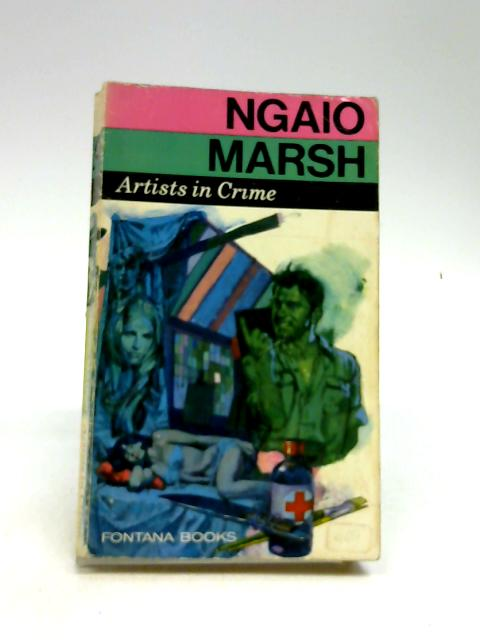 Artists in crime (Fontana books) By Marsh, Ngaio