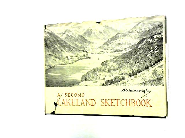 A Second Lakeland Sketchbook by Awainwright