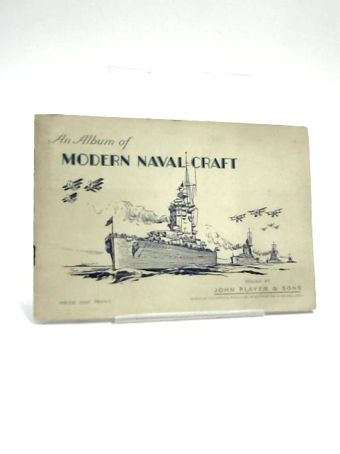 Complete Set of John Player Cards Modern Naval Craft by N-A