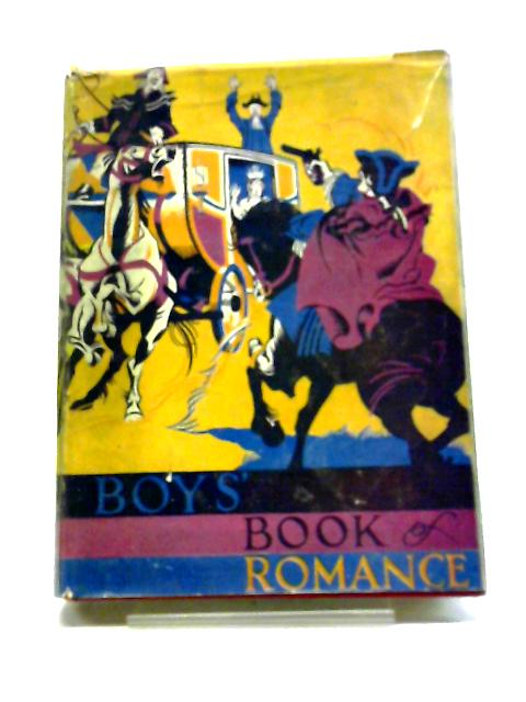 The Boys' Book of Romance By Various