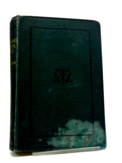 The Works Thackery IX (No. 9) by William Thackeray