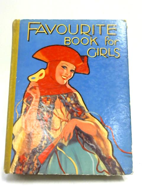 Favourite Book for Girls by Anon