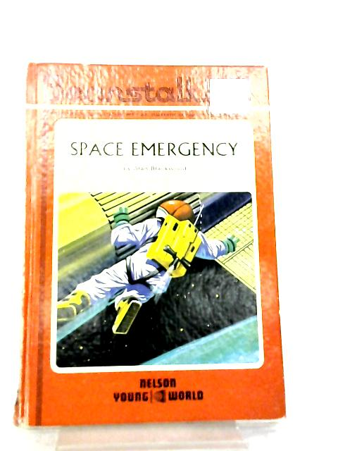 Space Emergency by Alan Blackwood