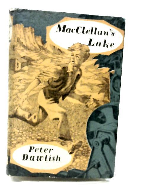 MacClellan's lake by Dawlish, peter