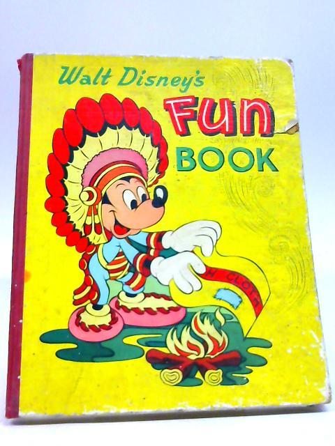 Walt Disney's Fun Book by H. Cloth