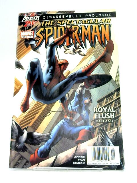 The Spectacular Spider-Man, No. 16, August 2004 by Paul Jenkins