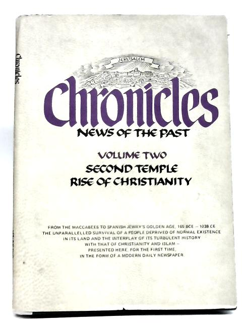 Chronicles, News of the Past by Eldad, Israel & Aumann,