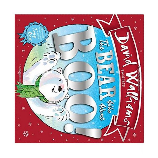 The Bear Who Went Boo! by Walliams, David