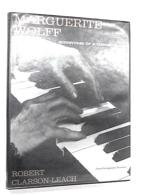 Marguerite Wolff By Clarson-Leach, Robert